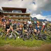 The team at the Hotel Bacher