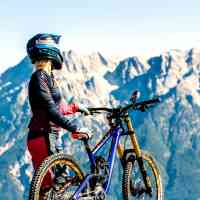 Bikecourses with unbelievable view in Saalfelden Leogang © Saalfelden Leogang Touristik GmbH