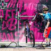 Cleanliness is the first step for a long lived bike © Saalfelden Leogang Touristik GmbH