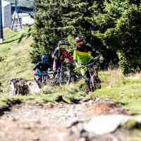 Sticks and stones will not stop you! © Saalfelden Leogang Touristik GmbH