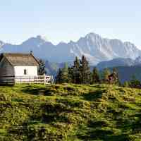 Up to the mountain pasture by bike in Saalfelden Leogang © Saalfelden Leogang Touristik GmbH