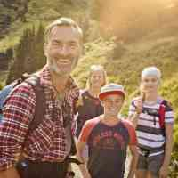 Hiking joy for the whole family in Saalbach Hinterglemm © Tourismusverband Saalbach Hinterglemm